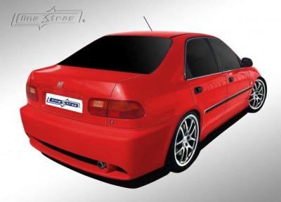 Honda Civic Tuning >> Tuning Line Takapuskuri Honda Civic 92 95 Katana